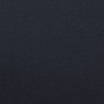 コットン×無地(ネイビー)×チノクロス