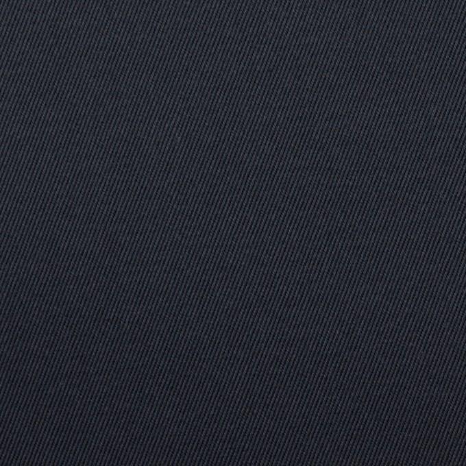 コットン×無地(ネイビー)×チノクロス イメージ1