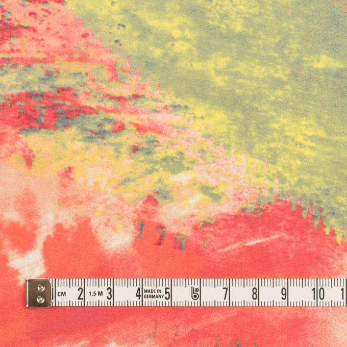 ポリエステル×ペイント(マルチ)×ジョーゼット イメージ4
