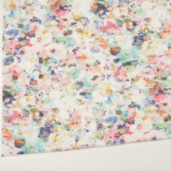 コットン×フラワー(ピンク)×天竺ニット_全3色 サムネイル2