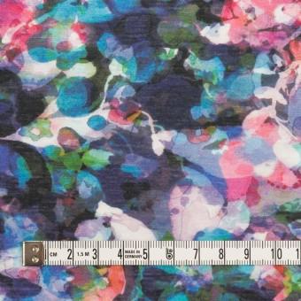 コットン×フラワー(ネイビー)×天竺ニット_全3色 サムネイル4