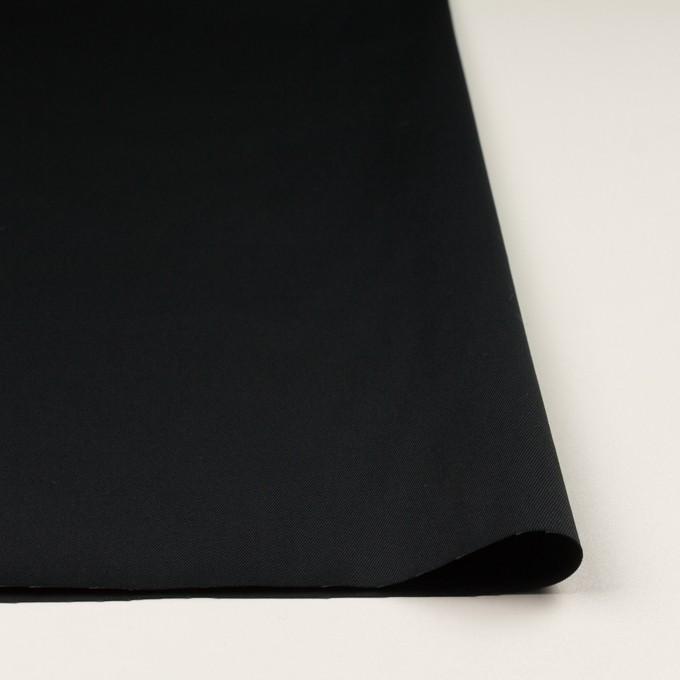 コットン×無地(ブルーブラック)×チノクロス イメージ3