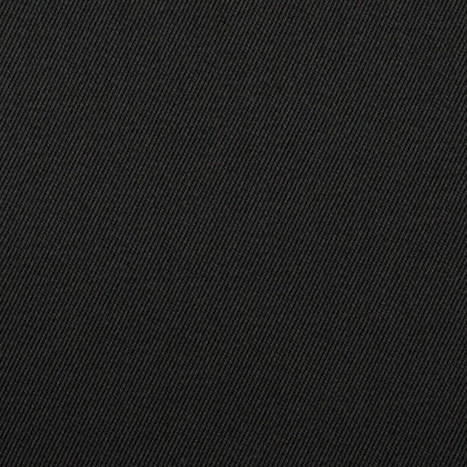 コットン×無地(ブルーブラック)×チノクロス イメージ1