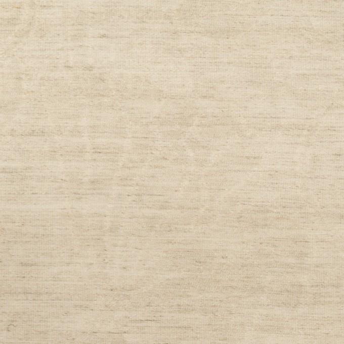 リネン&ナイロン×フラワー(グレイッシュベージュ)×オーガンジー・ジャガード_全3色 イメージ1