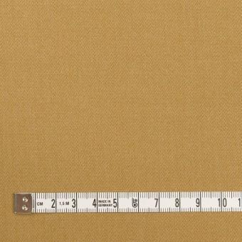 コットン&ポリウレタン×無地(チャイ)×チノクロス サムネイル4