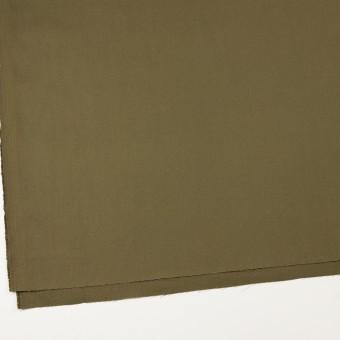 コットン&リネン×無地(カーキグリーン)×チノクロス_全2色 サムネイル2