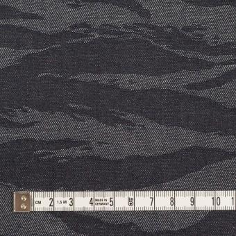 コットン×迷彩(インディゴ)×デニムジャガード(8oz) サムネイル4
