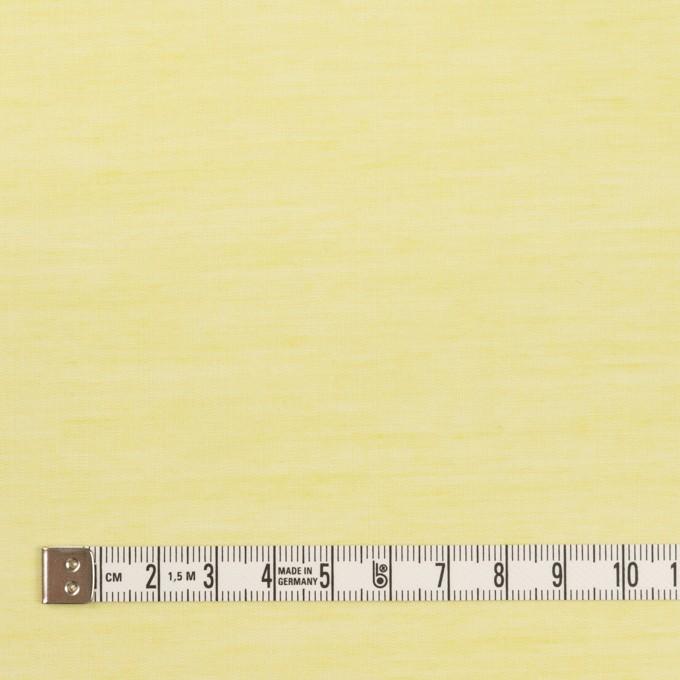 コットン&レーヨン×無地(レモン)×ボイル イメージ4