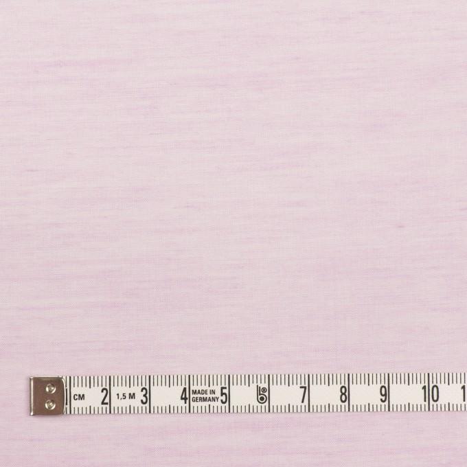 コットン&レーヨン×無地(モーブ)×ボイル イメージ4