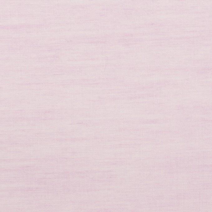 コットン&レーヨン×無地(モーブ)×ボイル イメージ1