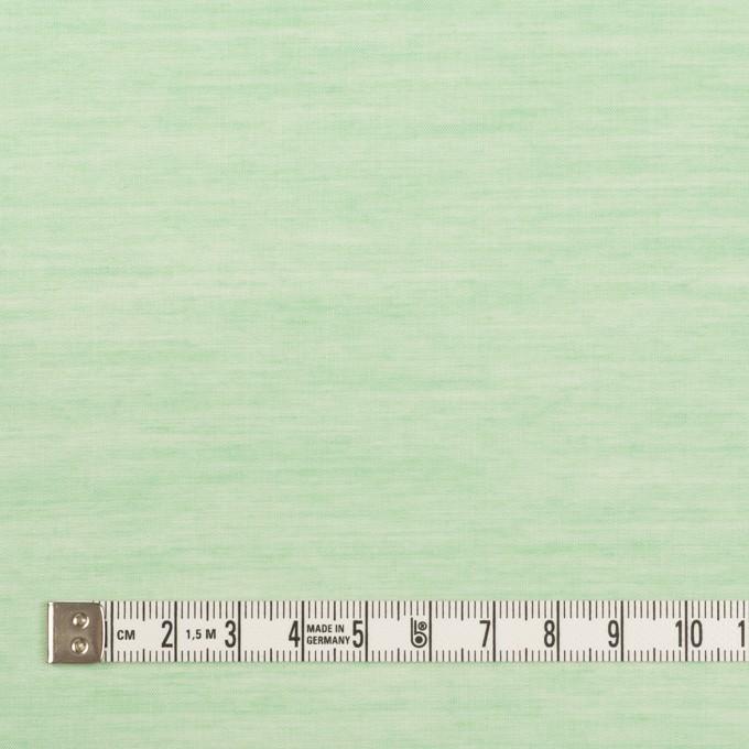 コットン&レーヨン×無地(グリーン)×ボイル イメージ4