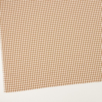 コットン×チェック(モカ)×ブロード_全3色 サムネイル2