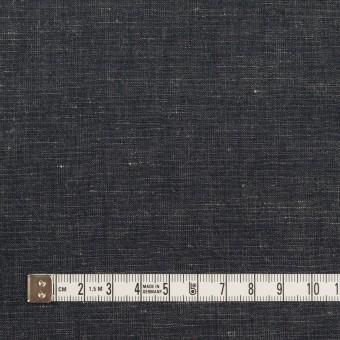 コットン&リネン×無地(インディゴ)×シャンブレー サムネイル4