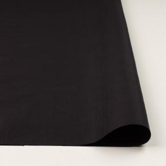 ラミー&ナイロン×無地(ブラック)×ポプリン サムネイル3