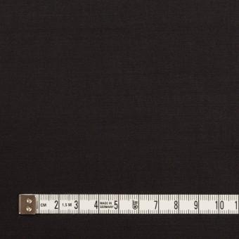 ラミー&ナイロン×無地(ブラック)×ポプリン サムネイル4