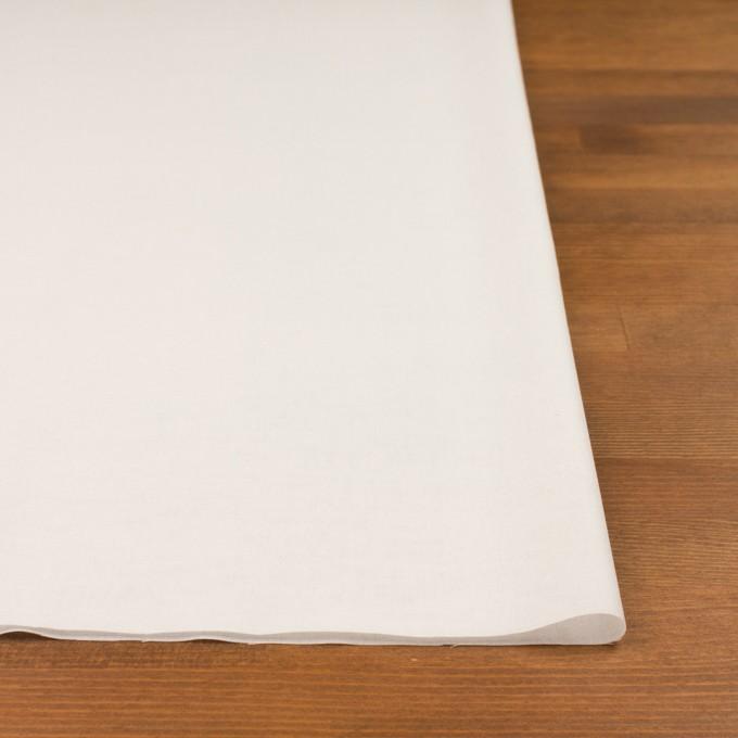 コットン×無地(ミルク)×ボイル_全3色 イメージ3