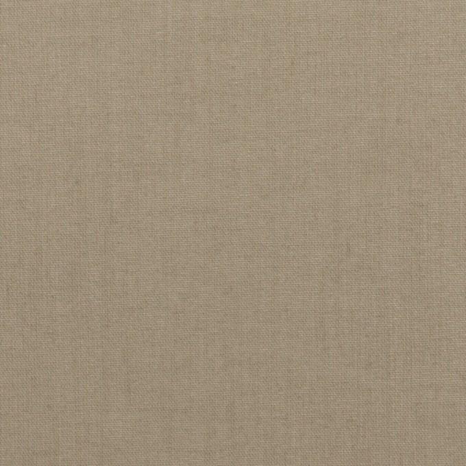 コットン×無地(カーキ)×ボイル_全3色 イメージ1