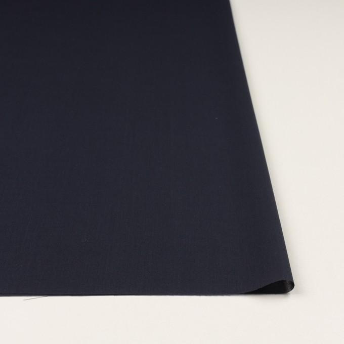 コットン×無地(ダークネイビー)×ボイル_全3色 イメージ3