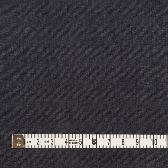 コットン×無地(ダークネイビー)×ボイル_全3色 イメージ4