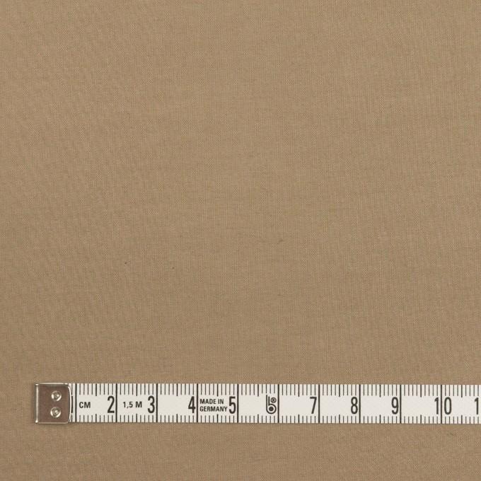 コットン×無地(モカ)×ボイル イメージ4