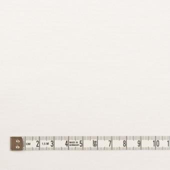 コットン&モダール×無地(ホワイト)×スムースニット_全2色 サムネイル4