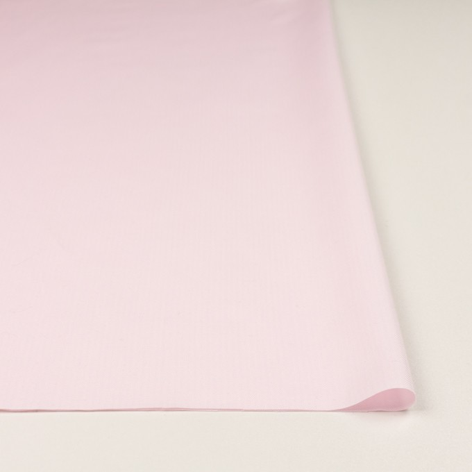 コットン×無地(ペールピンク)×ヘリンボーン イメージ3