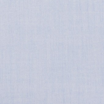 コットン×無地(ファウンテンブルー)×シャンブレー・ローン