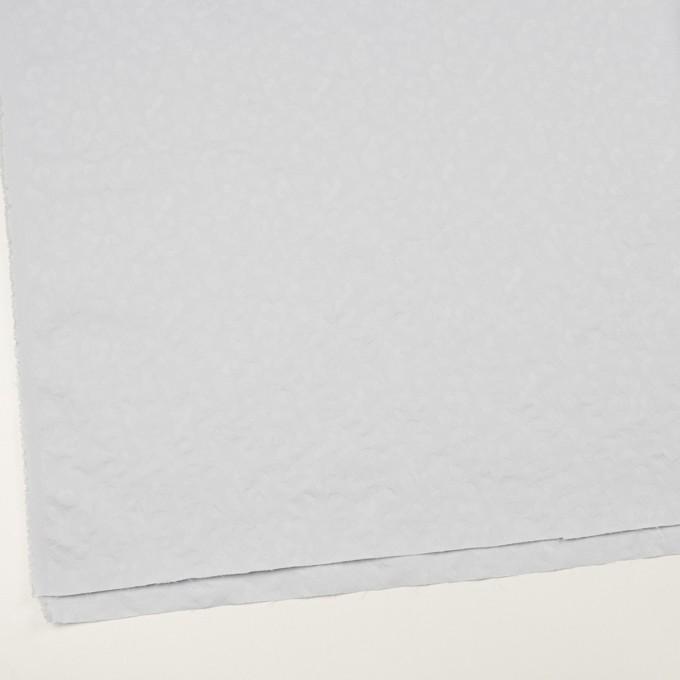 ポリエステル&コットン混×レオパード(ウィステリアミスト)×ジャガード・ストレッチ イメージ2