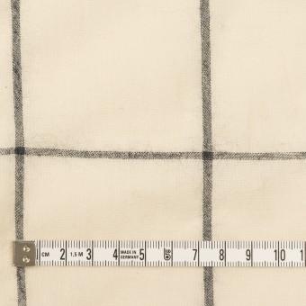 コットン×チェック(キナリ&ダークネイビー)×ガーゼ サムネイル4