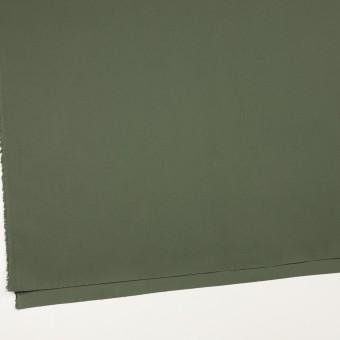 コットン×無地(カーキグリーン)×サージ_全4色 サムネイル2