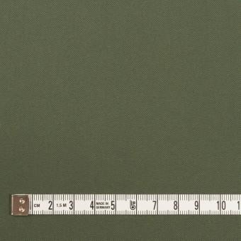 コットン×無地(カーキグリーン)×サージ_全4色 サムネイル4