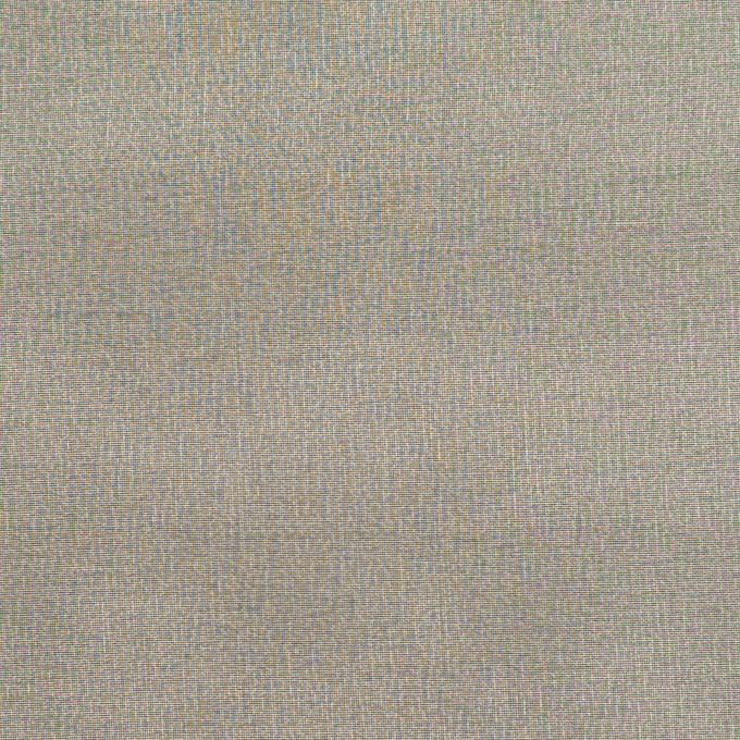 ポリエステル×無地(ブラック)×オーガンジー_全4色 イメージ1