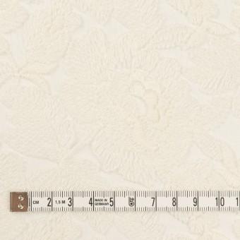 ナイロン×フラワー(キナリ)×オーガンジー刺繍_全2色 サムネイル4