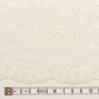 ナイロン×フラワー(キナリ)×オーガンジー刺繍_全2色 サムネイル6