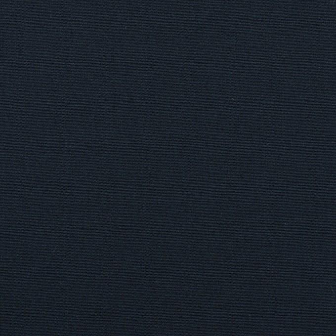 コットン×無地(ダークネイビー)×ブロード イメージ1