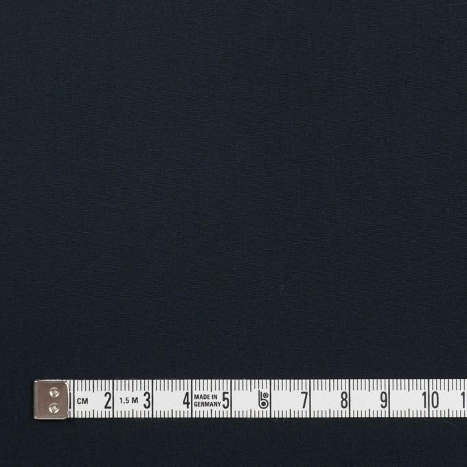 コットン×無地(ダークネイビー)×ブロード イメージ4