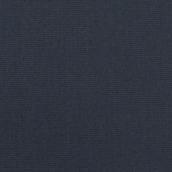 コットン&ポリアミド×無地(ミッドナイトブルー)×高密ブロード_イタリア製 サムネイル1