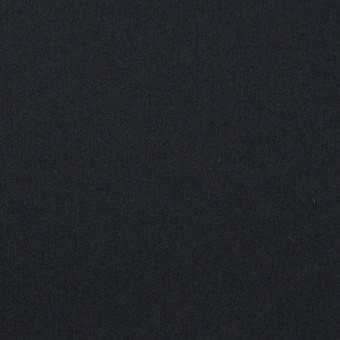 コットン&ナイロン×無地(ダークネイビー)×高密ブロード