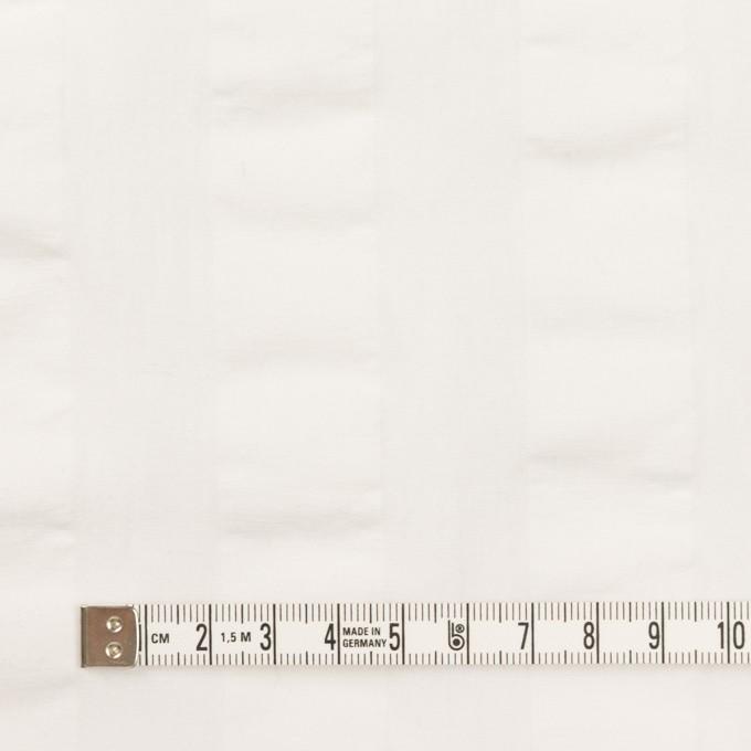 コットン×ストライプ(ホワイト)×ポプリン&サッカー_全4色 イメージ4