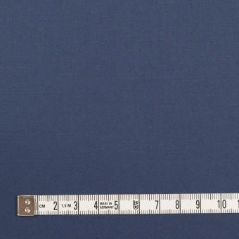 コットン&リネン混×無地(アッシュブルー)×サテンストレッチ_全4色 サムネイル4