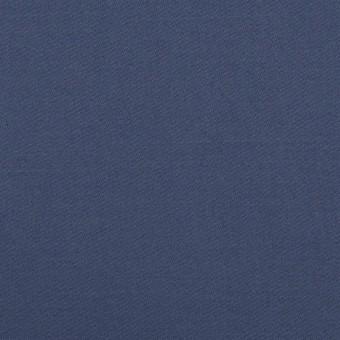コットン&リネン混×無地(アッシュブルー)×サテンストレッチ_全4色 サムネイル1