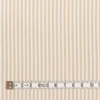 コットン×ストライプ(ベージュ)×ローン_全2色 サムネイル4