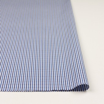 コットン×チェック(ブルー&ネイビー)×オックスフォード_全3色 サムネイル3