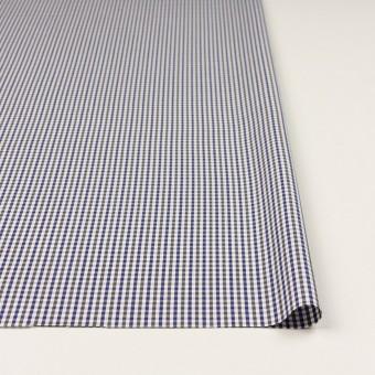 コットン×チェック(カーキグリーン&ネイビー)×オックスフォード_全3色 サムネイル3