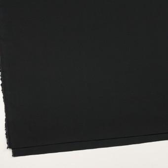コットン×無地(ブラック)×高密ブロード サムネイル2