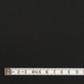 コットン×無地(ブラック)×高密ブロード サムネイル4