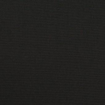 コットン×無地(ブラック)×高密ブロード