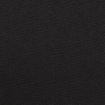 コットン×無地(ブラック)×高密ポプリン
