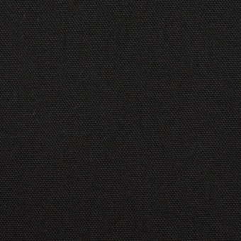 コットン×無地(ブラック)×オックスフォード