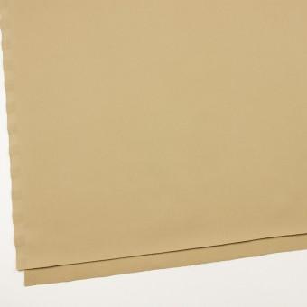 コットン&ビスコース混×無地(サンドベージュ)×サージストレッチ_全2色_イタリア製 サムネイル2